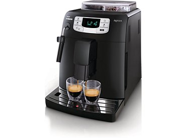 D tartrage de votre machine espresso auto saeco philips - Detartrage machine a cafe ...