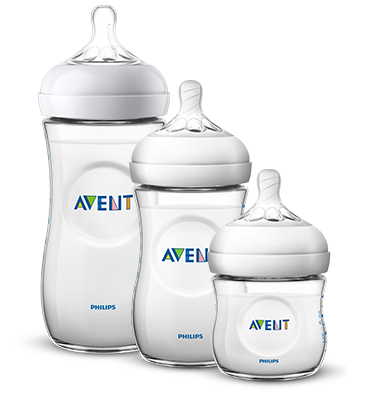 Biberon Natural Avent