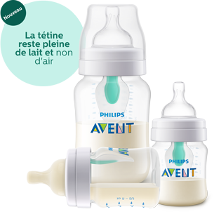 Philips Avent Anti-colic baby bottles with Airfree vent