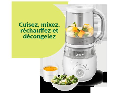 Robots cuiseurs mixeurs et vaisselle | Philip Avent