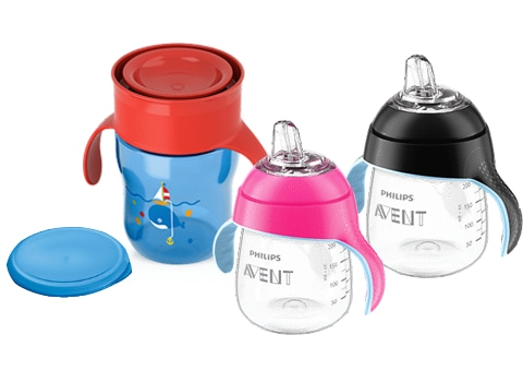 Tasses anti-fuites Philips Avent