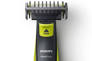 Philips OneBlade Unique Technology: Flex and pivot combs