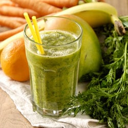 Smoothie salade verte - Boisson et glace | Philips
