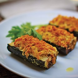 Gratin de courgettes - Accompagnement | Philips