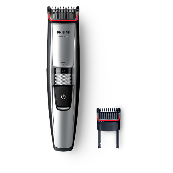 tondeuse barbe series 5000 pour une taille uniforme philips. Black Bedroom Furniture Sets. Home Design Ideas