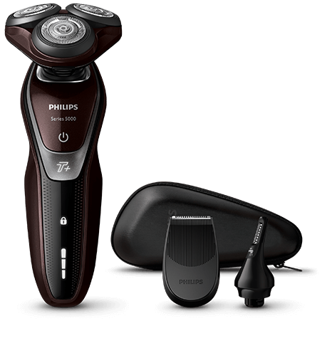 What's in the box - Shaver Series 5500
