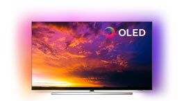 Téléviseur Smart TV Android 4K OLED 854 Philips