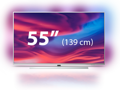 "Téléviseur Smart TV 55"" (139 cm) Philips série The one"