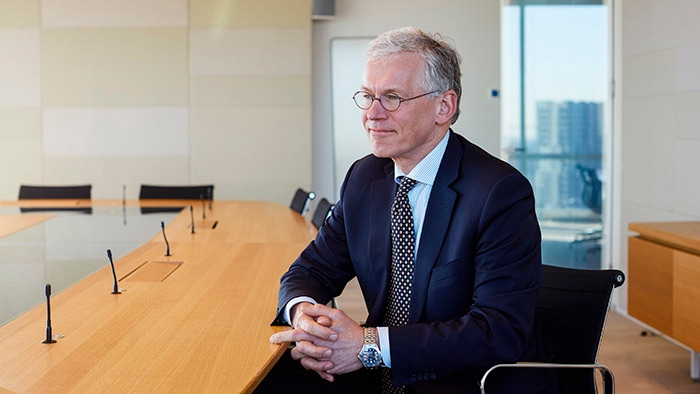Frans van Houten: Philips is still a truly Dutch company, but also American, Chinese and French